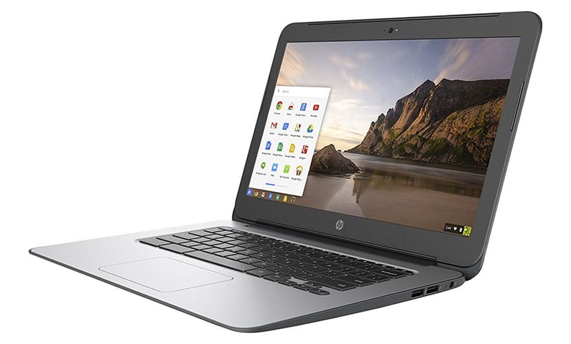HP Chromebook T4M32UT