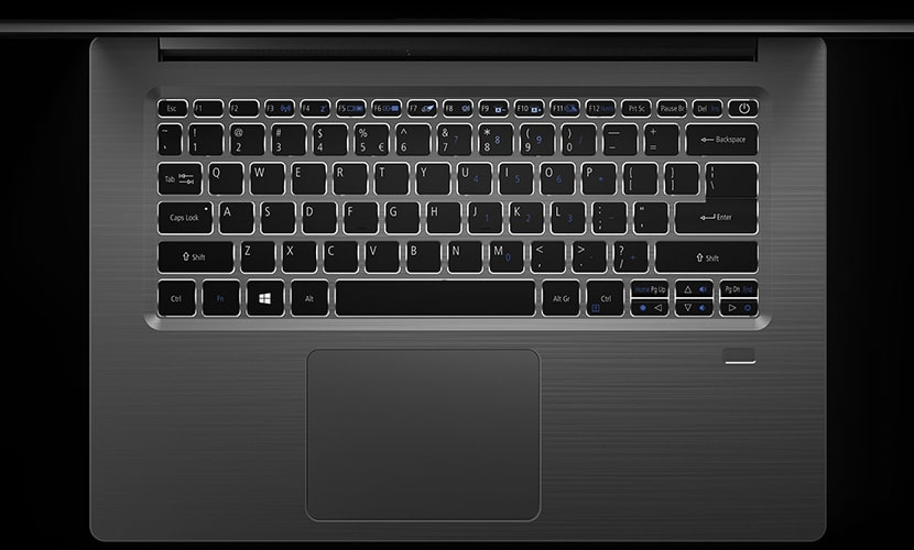 Day or Night Keyboard acer swift 3 sf315