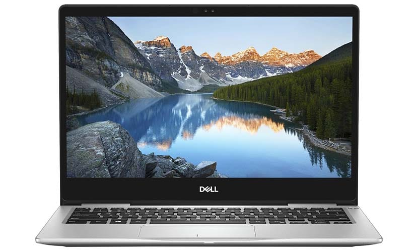 display of Dell Inspiron 13 7000 Series 7370 Laptop