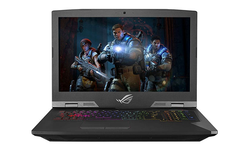 ASUS ROG G703GI-XS98K Desktop Replacement Gaming Laptop Review