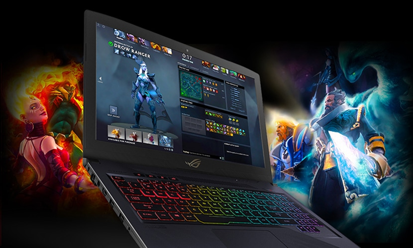 ASUS ROG Strix GL503GE-ES52 Hero Edition Gaming Laptop featured cover