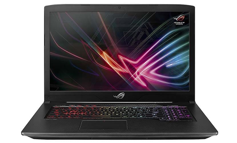 ASUS ROG Strix GL703GM-DS74 Scar Edition 17-Inch Gaming Laptop