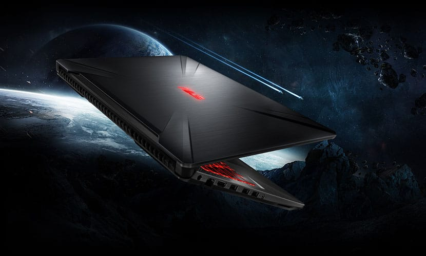 ASUS TUF FX504GD-RS51 Gaming Laptop featured cover