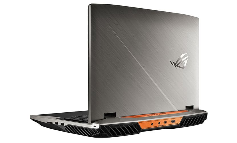 Design ASUS ROG G703GI-XS98K Gaming Laptop