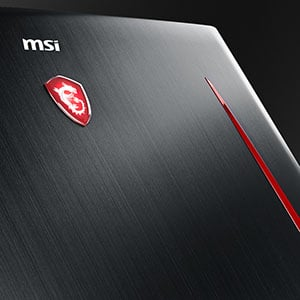 Design MSI GT75 Titan 8RX gaming laptop