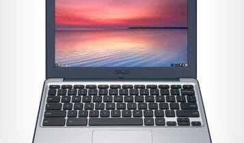Display ASUS C202SA-YS02 Chromebook