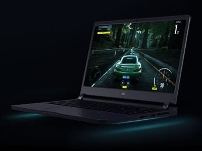 Display Xiaomi Gaming Laptop