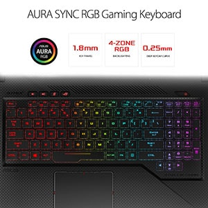 Gaming Keyboard ASUS ROG Strix GL703GE-ES73