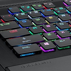 Keyboard GT75 Titan 8RX gaming laptop
