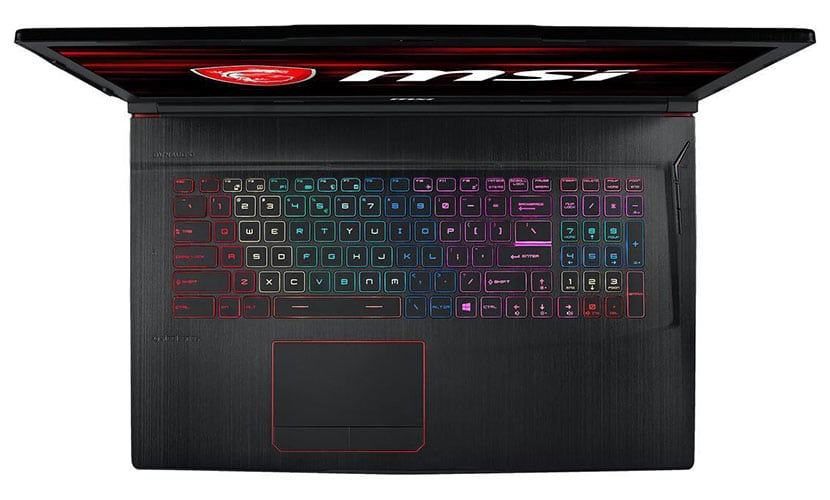 Keyboard MSI GE73 Raider RGB-013