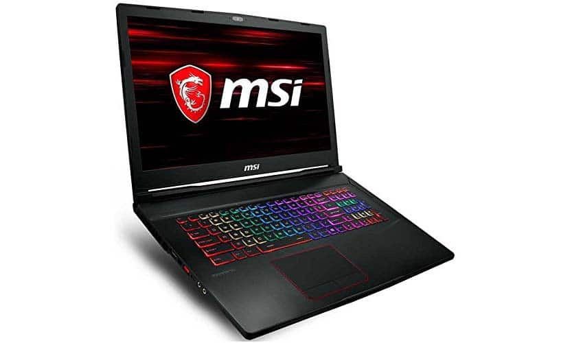 MSI GE73 Raider RGB-013 Premium Gaming Laptop