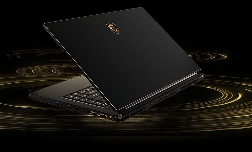 MSI GS65 Stealth THIN-051 144Hz 7ms Gaming Laptop Featured Cover