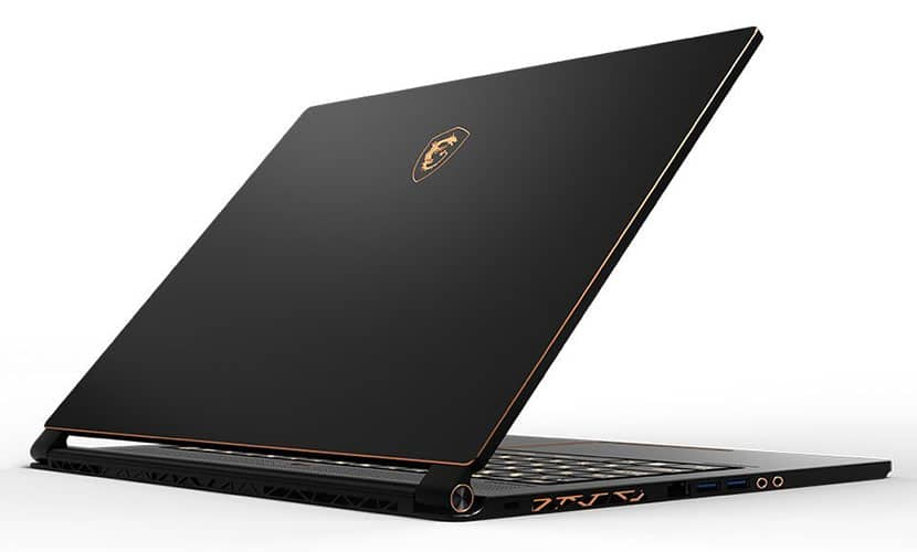 MSI GS65 Stealth THIN-051 144Hz 7ms Gaming Laptop