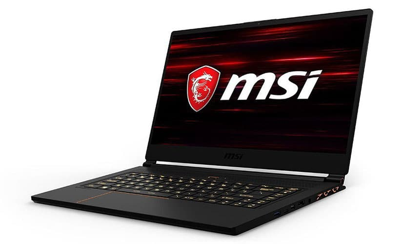 MSI GS65 Stealth THIN-053 i7-8750H (6 cores) Gaming Laptop