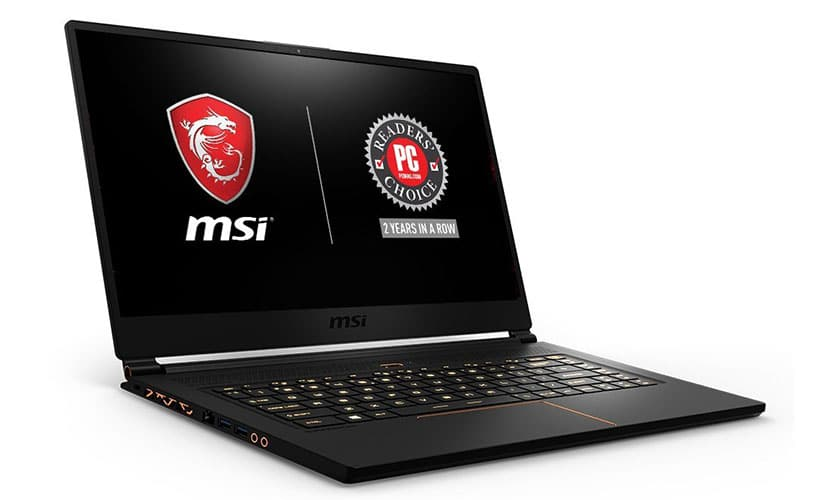 MSI GS65 Stealth THIN-054 gaming laptop