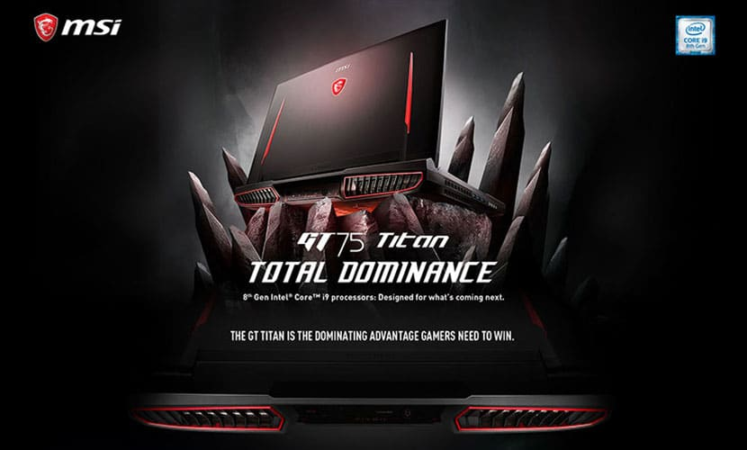 MSI GT75 Titan 4K-071 4K G-Sync featured cover