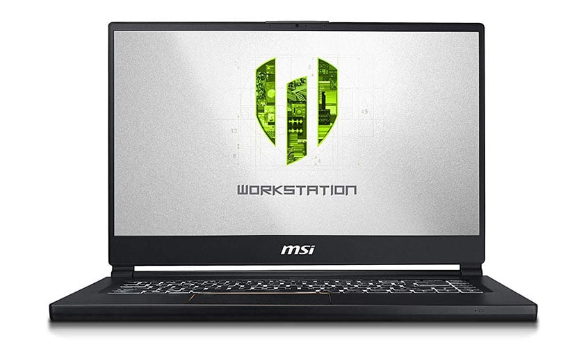 MSI WS65 8SK-476 VR Ready Workstation Laptop