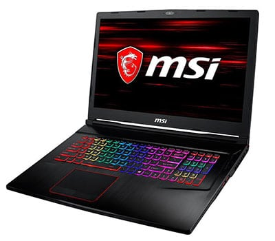 Performance MSI GE73 Raider RGB-013 Gaming Laptop