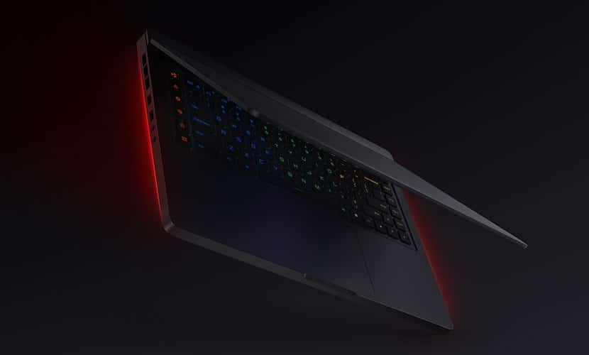Portability Xiaomi Gaming Laptop
