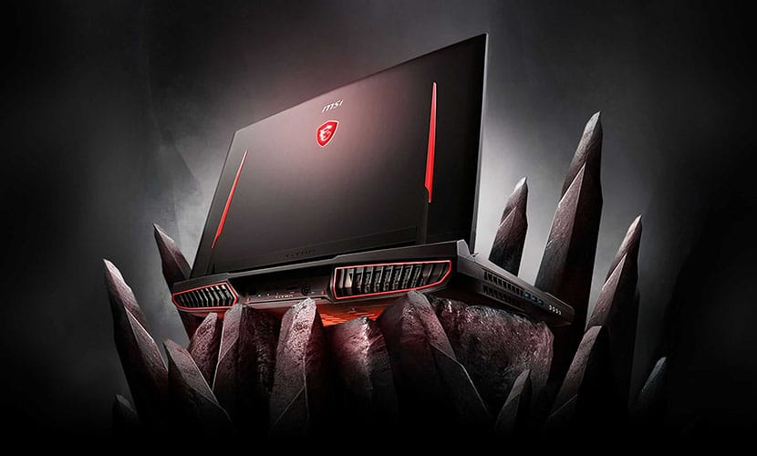 The First MSI Gaming Laptop with Intel Core i9-8950HK 6-Core Processor