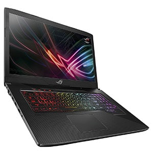special features ASUS ROG Strix GL703GM-DS74 Scar Edition Gaming Laptop