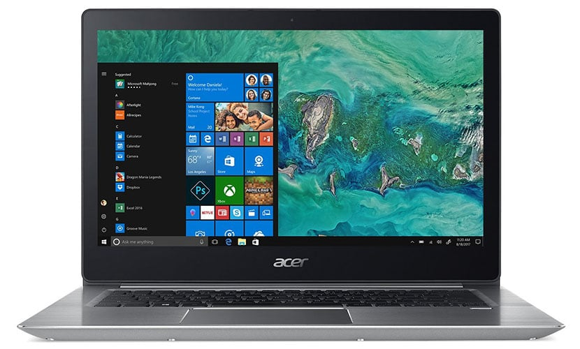 Acer Swift 3 SF314-52G-55WQ Laptop Review