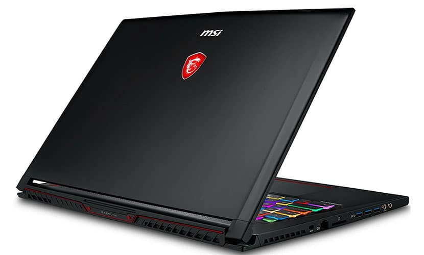 Design MSI GS73 Stealth-016 VR Ready Gaming Laptop