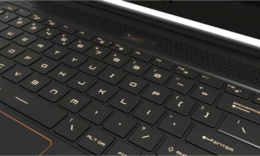 Keyboard MSI GS65 Stealth THIN-050