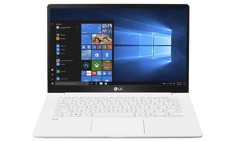 LG Gram 14Z980-U.AAW5U1 Thin and Light Laptop Review