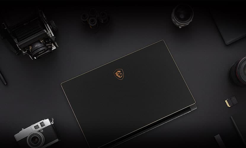 MSI GS65 Stealth THIN-050 Gaming Laptop featured cover