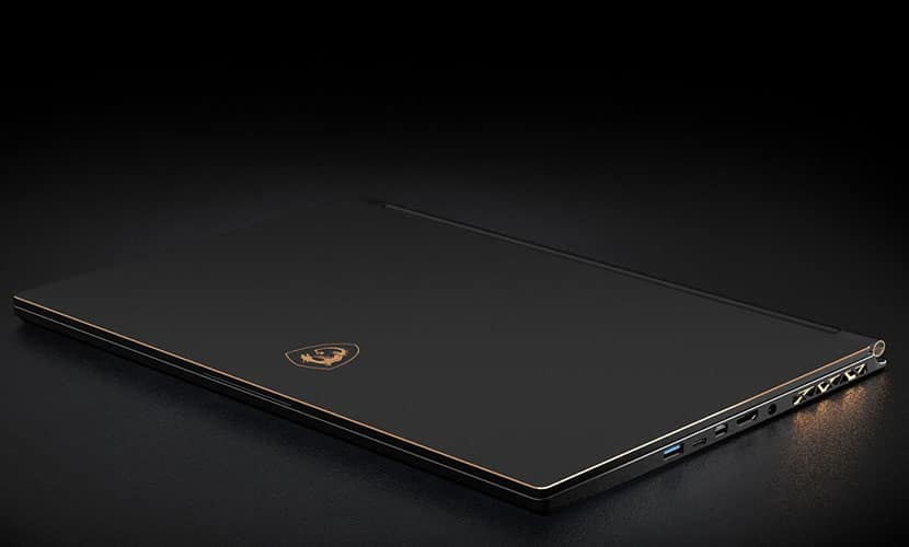 MSI GS65 Stealth THIN-068 Gaming Laptop Featured Cover