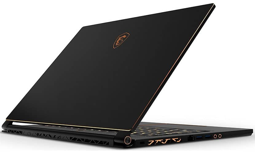 MSI GS65 Stealth THIN-068 Gaming Laptop Overview