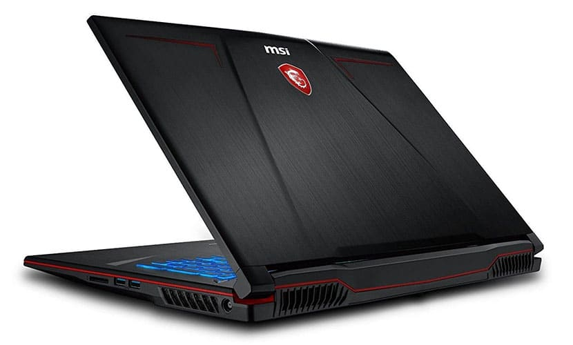 Performance MSI GP73 Leopard-014 Gaming Laptop