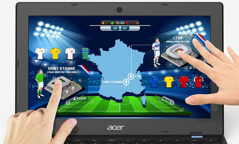 display and graphics Acer Chromebook 11 CB311-8H-C5DV