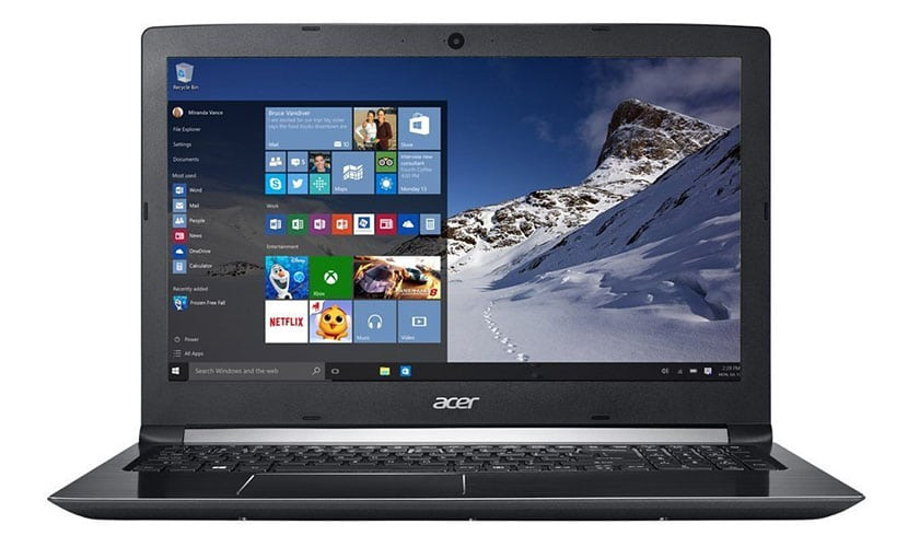 Acer Aspire 5 A515-51-89UP Budget Laptop Review