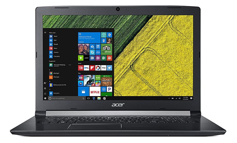 Acer Aspire 5 A517-51-54UG 17-inch Laptop Review