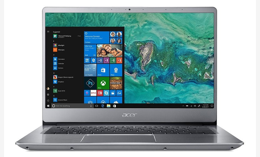 Acer Swift 3 SF314-54G-815P Laptop Review