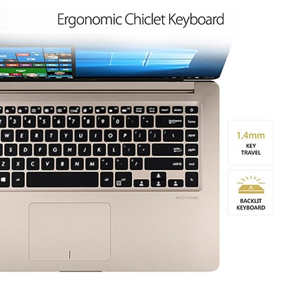 Backlit Keyboard ASUS VivoBook F510UF-ES71 laptop