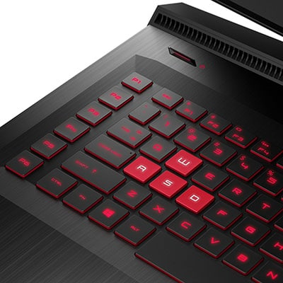 Keyboard OMEN by HP 17-inch Gaming Laptop