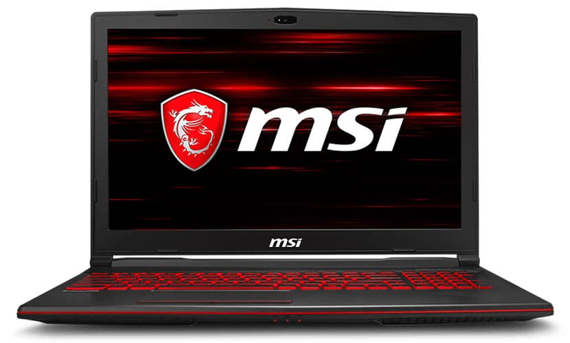MSI GL63 8RD-067 Gaming Laptop Review