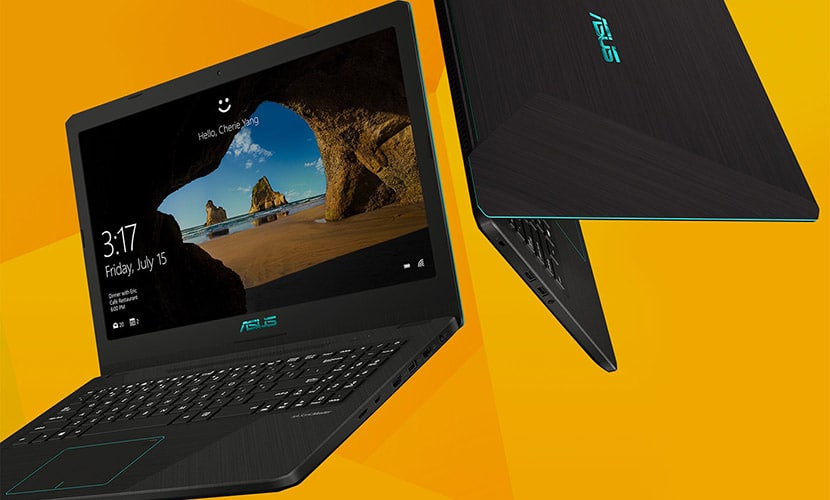 featured cover ASUS VivoBook K570UD-ES54 Gaming Laptop Review