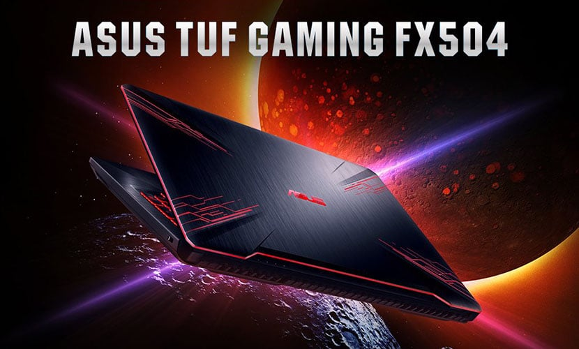 featured cover New ASUS TUF Gaming Laptop (FX504)