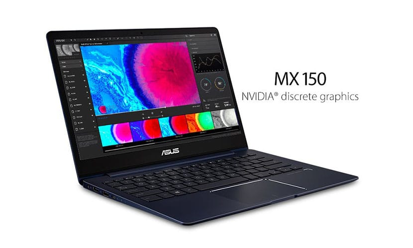 hardware and performance ASUS ZenBook 13 UX331UN-WS51T