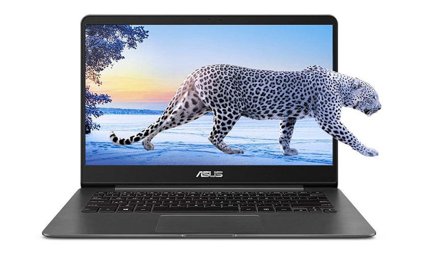 ASUS ZenBook UX430UA-DH74 Thin and Light Laptop Review