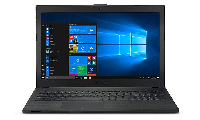 ASUSPRO P2540UB-XB51 Business Laptop Review