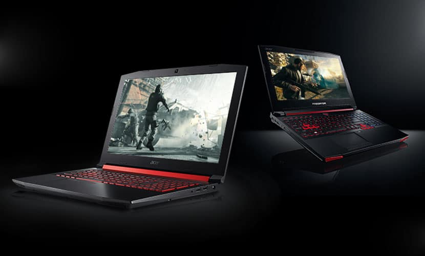 Acer Summer Steals - Save Up to $300 on Gaming Laptops