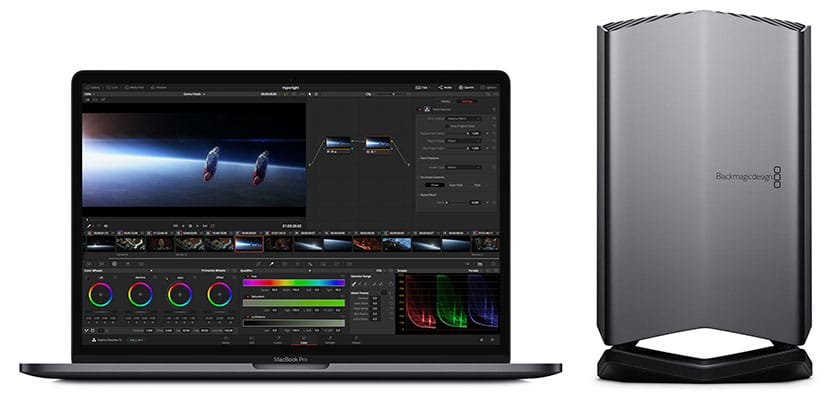 Blackmagic eGPU Newest Apple MacBook Pro