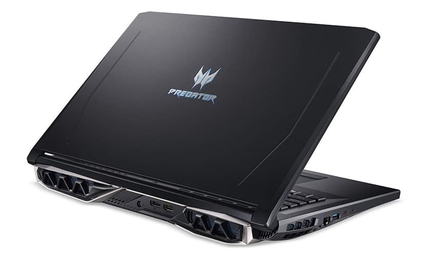 Design Acer Predator Helios 500 PH517-51-72NU Gaming Laptop