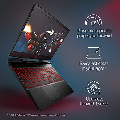 HP OMEN 15-dc0020nr Thin and Light Gaming Laptop Review - My