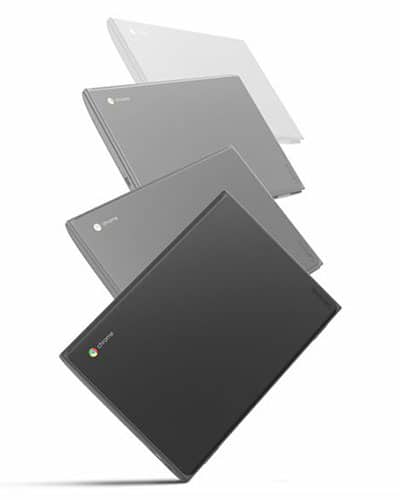 Design Lenovo 100e Chromebook